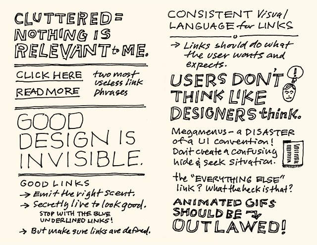 AEA Minneapolis Sketchnotes: Jared Spool - 77-78