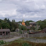 Black Country Living Museum - Weighbridge House, Fairground, Tram Depot and Underground Mine