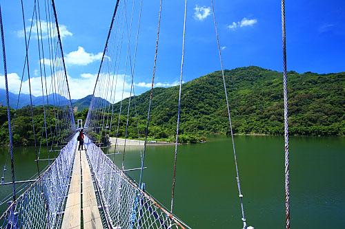 45Z2溪口吊橋