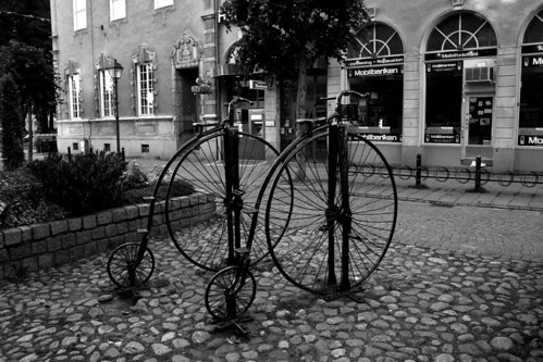 old blackandwhite history bicycle vintage bikes cykel vänersborg cyklar
