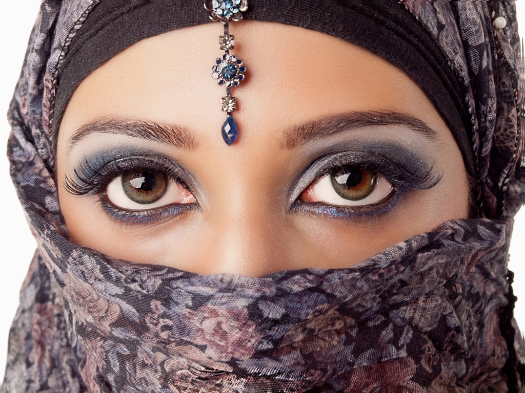 Class 6 - The Rise of Islam 11/2/15 - Medieval Catholicism Arabian Women Eyes