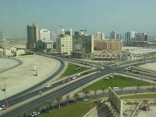Bahrain, Seef area
