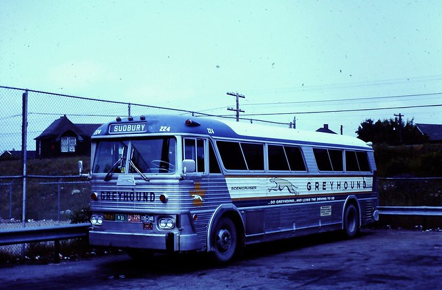 Greyhound Canada bus 224 (MCI MC-5A) | Flickr - Photo Sharing!