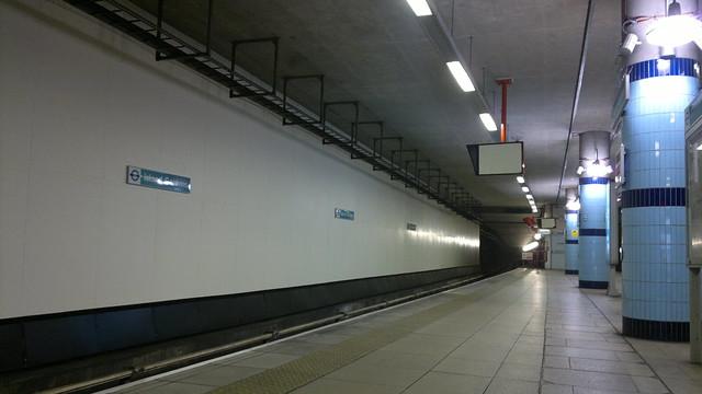 Empty DLR