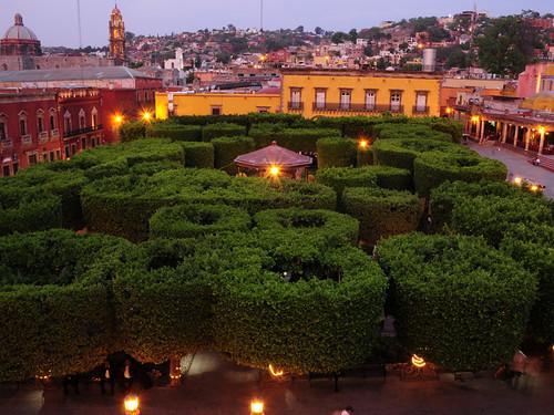Flickriver photoset 39 plazas parques y jardines 39 by for 7 jardines guanajuato