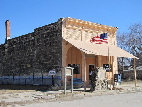 Tiny town post office