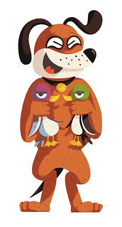 Super iam8bit - Duck Hunt Dog