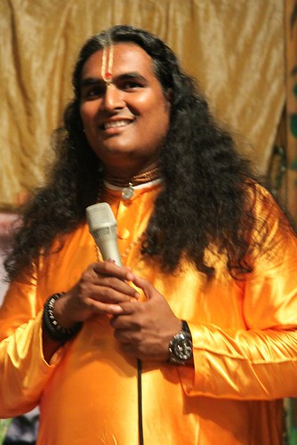 Krishna Janmashtami 2011 with Sri Swami Vishwananda