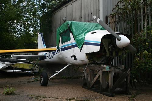 G-LEIC Cessna F152 Aerobat