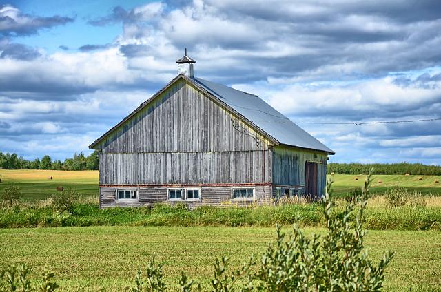 s rie les vieux b timents et granges vieille grange municipalit de la motte 3 flickr photo. Black Bedroom Furniture Sets. Home Design Ideas