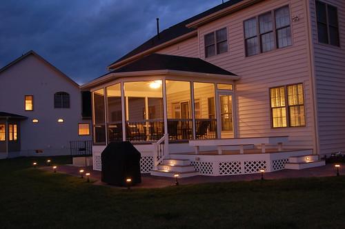 Screen Porch in Clarksburg, MD