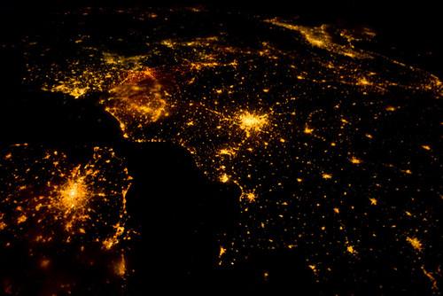 Europe Lights