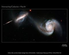 INTERACTING-GALAXIES-ARP-87