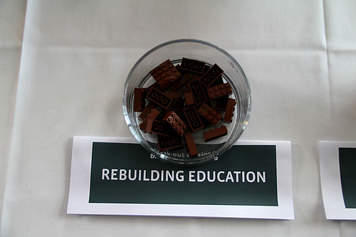 Rebuilding Education