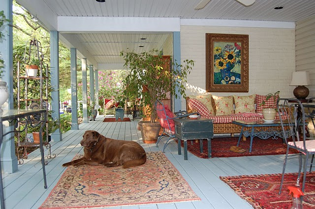 Open Patio Shabby Chic Flickr Photo Sharing