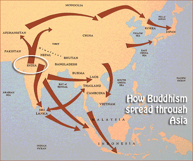 the adaptation of buddhism in china