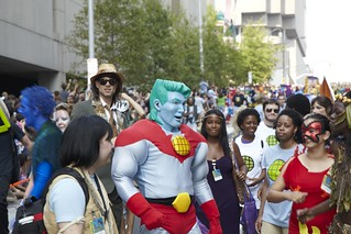 Captain Planet and Planeteers