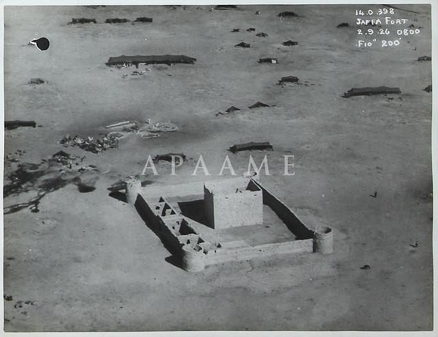Qa' al Jafr fort