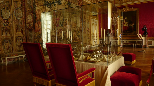 ch teau de versailles dining room flickr photo sharing. Black Bedroom Furniture Sets. Home Design Ideas
