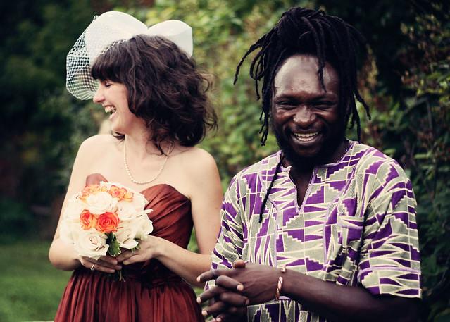 Sarah & Chaka -- September 3, 2011