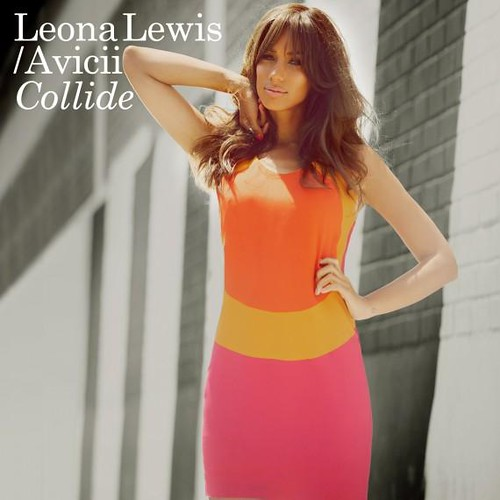 Leona Lewis Leona Lewis : Collide ( Single Cover ) shadowline robes