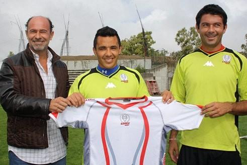 DSC00147 Lobos Prepa vs Centro Universitario del Futbol Liga de Nuevos Talentos Segunda División J5 TA 2011 por LAE Manuel Vela
