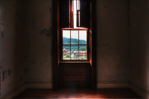 window canon wooden view floor empty room shades isolation hdr isolated 60d