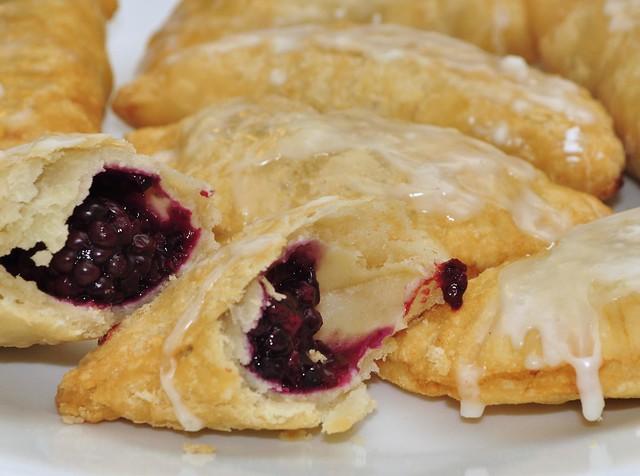 Fried Pies Use Hershey Chocolate Bar