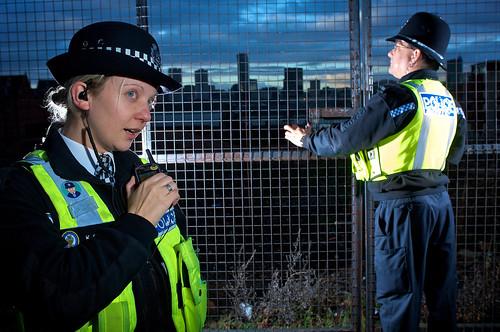 無料写真素材, 職業・地位, 警察, 風景  イギリス