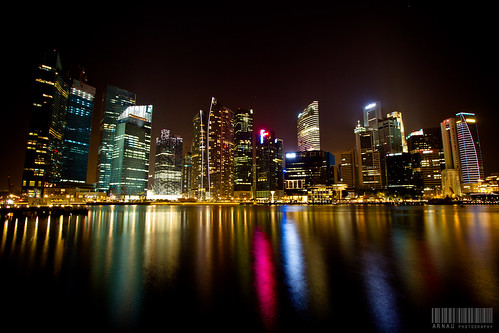 Singapore Skyline      [Explored.Tks!!!]