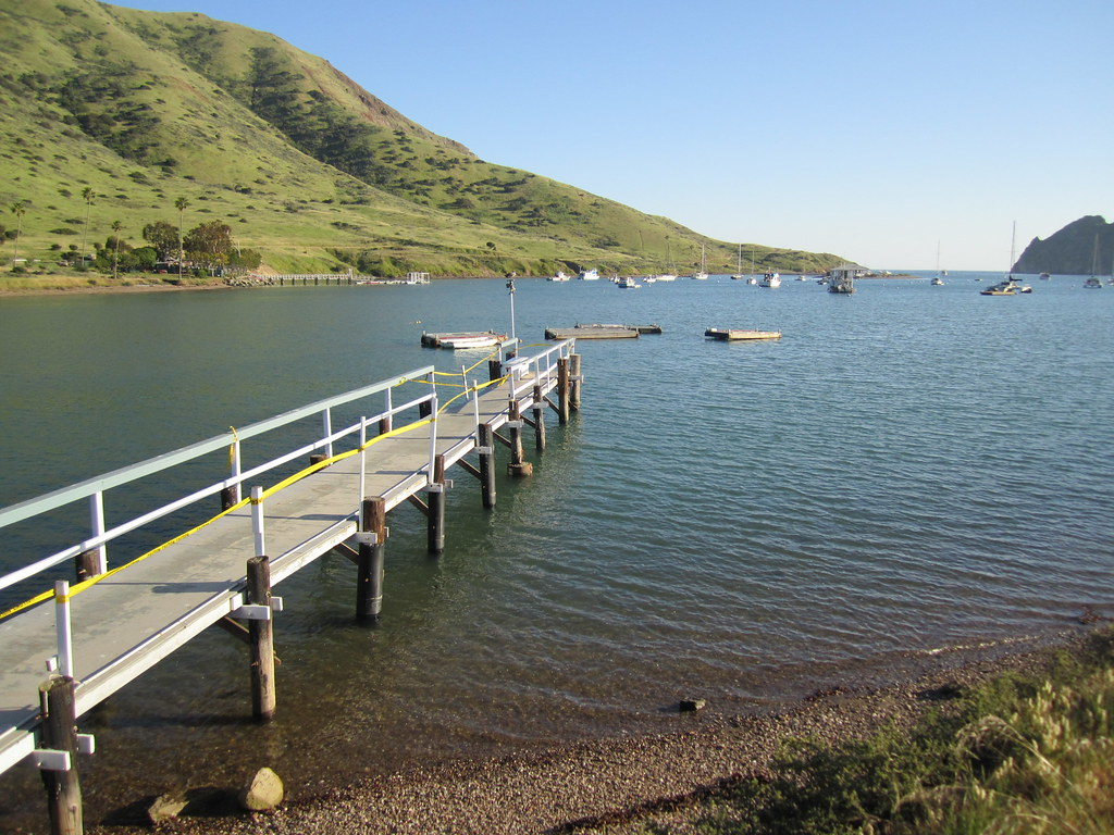 Avalon Or South Catalina Island