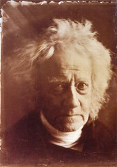 Sir John Herschel, 1867, by Julia Margaret Cameron