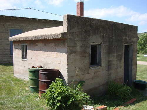 Old Seneca City Jail (Seneca, Nebraska)