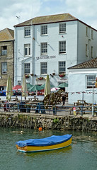 Quayside Inn, Customs House Quay, Falmouth