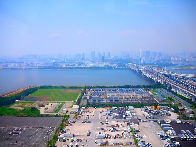 東京上空いらっしゃいませ. Panasonic DMC-GF1 / LU