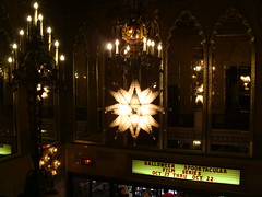 Chandelier in Alabama Theatre---Birmingham, Al.