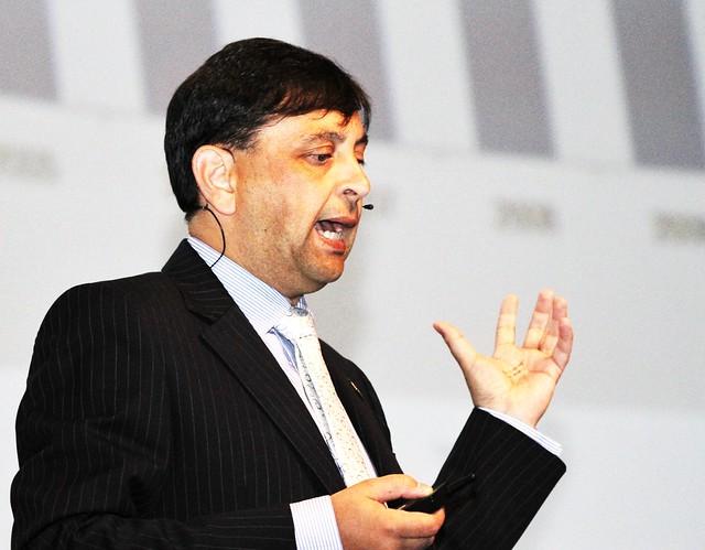 #Gartnersym Gartner 2011 Cape Town Mark Raskino