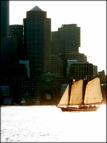Tall Ship Schooner Liberty Clipper