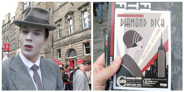 Diamond Dick... A Tale of Heartbreak and adventure on the streets of New York, inspired by Mr Fitzgerald. | Emma Lamb