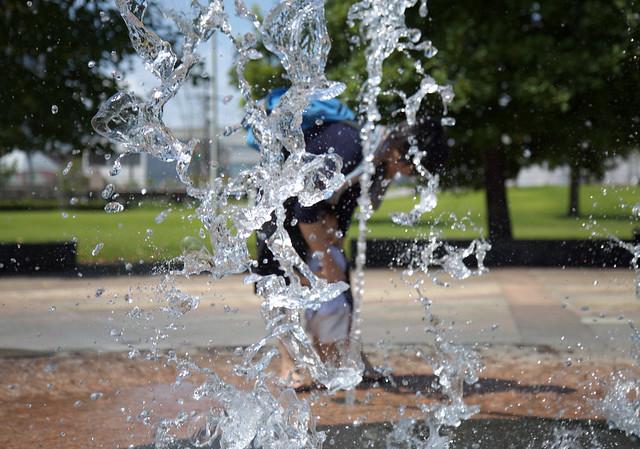 夏はやっぱり水遊びの画像1