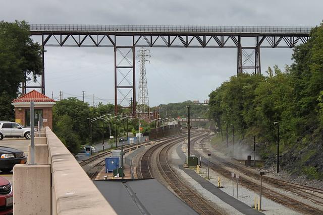 Exterior: Poughkeepsie Train Station And Walkway Post-Irene