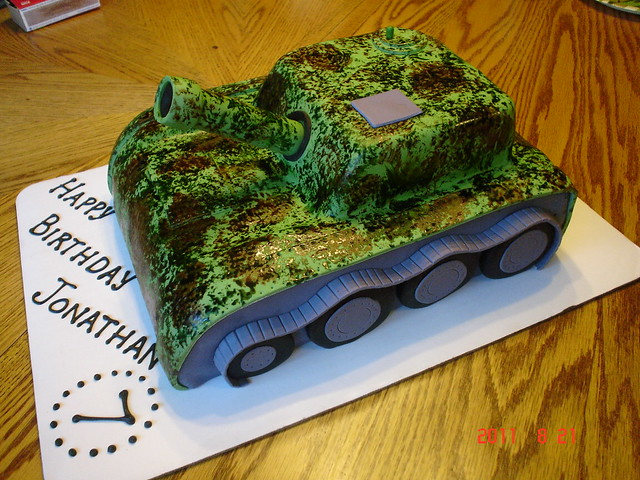 Easy Army Birthday Cake http://www.pic2fly.com/Easy+Army+Birthday+Cake ...