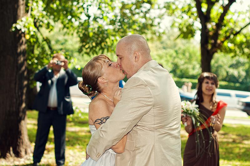 Свадьба Елены и Александра