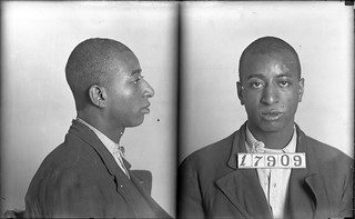 Rodgers, George. Inmate #17909 (MSA)