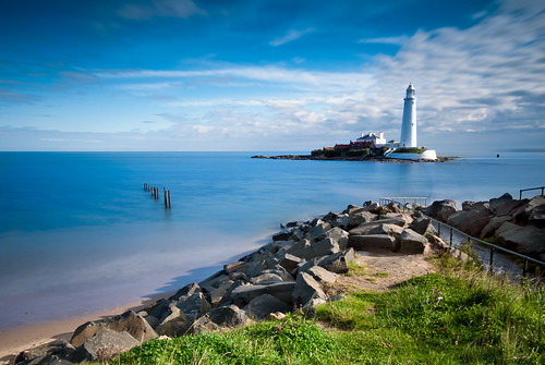 St Mary's Lighthouse 5