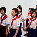 North Korean School Children [Mt. Myohyang, North Korea] by KMatsson