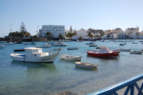 Harbour, Arrecife, Lanzarote