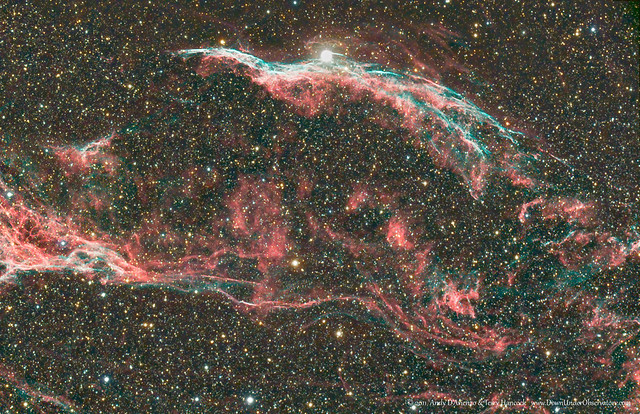 CCD DSLR Collaboration Veil Nebula *Explore*