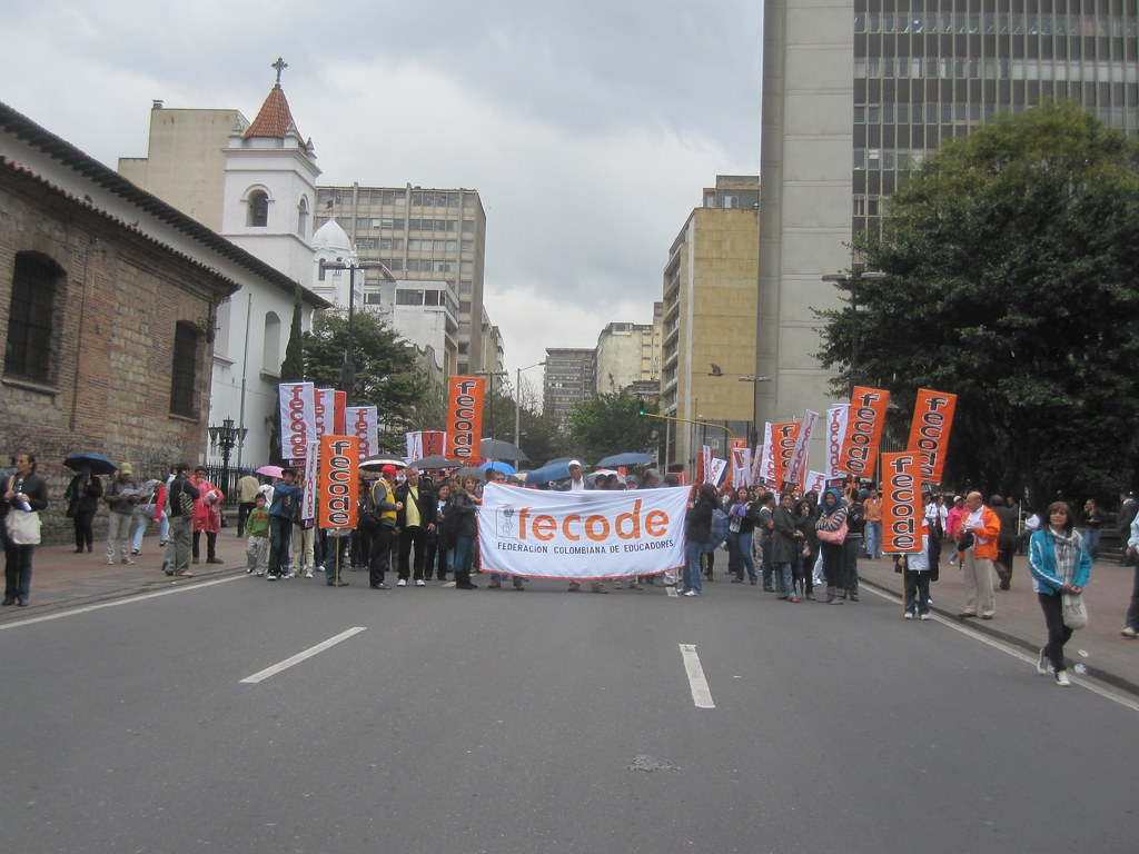 Bogota Demonstration