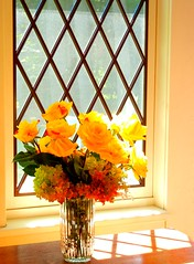 Flowers, Yaddo